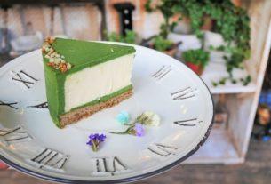 【台北芝山站 | 甜點】美味重乳酪佐乾燥花的美好夢境✡小夢境。Little Dream Cafe'