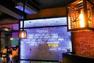 【台北信義區 | 餐廳】五光十色的創意韓式料理酒吧★燒酒一杯 SojuHanjan