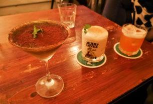 【台北士林 | 酒吧】老屋中。暈黃微醺夜☽榕RON Cafe&Bar