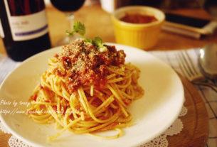 波隆納肉醬&義大利肉醬麵