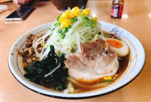 福岡也有超好吃排隊人氣北海道味噌拉麵・北の恵み