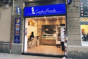 西班牙巴賽隆納美食 :: 西班牙可樂餅 Croqueta y presumida 必吃下酒菜 小吃