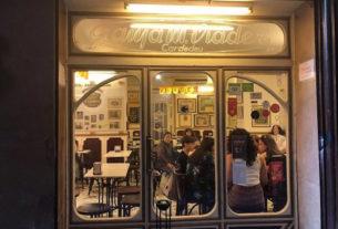 西班牙巴賽隆納美食 :: Granja Viader 百年咖啡店 西班牙傳統小吃吉拿棒 早餐