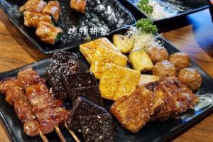 【南投市區 | 美食】祐來中日料理。結合台式熱炒與日式燒烤的平價美味(๑´ڡ`๑)