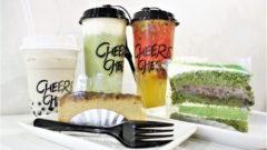 【馬來西亞   雪蘭莪Petaling Jaya】Damansara Uptown★Cheers Cheese柔滑香醇芝士飲品   幸福緩緩融入口中