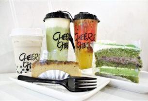 【馬來西亞 | 雪蘭莪Petaling Jaya】Damansara Uptown★Cheers Cheese柔滑香醇芝士飲品|| 幸福緩緩融入口中