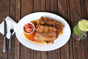 【馬來西亞 | 雪蘭莪Kelana Jaya】Paradigm Mall隱藏美食★ SOP Bar & Bistro|| 西班牙豬肉鮮美多汁,讓你一口接一口!