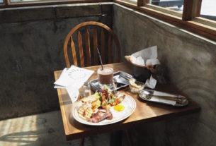 【台中 | 早午餐】Update. Breakfast│休息片刻的早午餐,update時光,曬曬陽光!