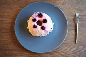 【台北芝山站 | 甜點】以愛為名。手作滿櫃的甜美♥荷Ting手感甜點