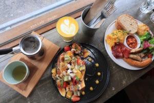 【新竹北區】 39A cafe' -大遠百巷弄中的澳式早午餐,愜意品味絕美餐點 - 不限用餐時間咖啡廳