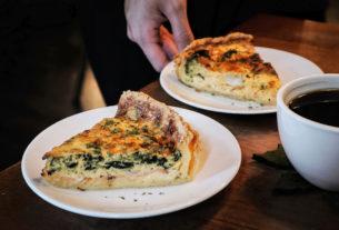 【台北信義】Maple Maple Cafe|優雅道地的豐富鹹派!胡天蘭加拿大美食推薦(捷運永春站)