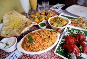 【台中西區】Sree India Palace 斯里印度餐廳 | 印度老闆親自經營 道地印度料理推薦 台中異國美食