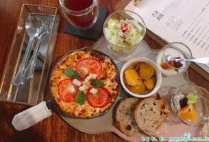 【雲林斗六】著迷.食間×巷弄內有質感的早午餐×下午茶