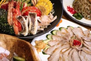 【新竹東區】東街日本料理民生店~單點也能享受的彭湃豪氣!高CP值聚餐尚青的在這裡~