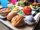 【台南中西區 | 餐廳】一起來綠藤牆老洋房,享用清爽的手作早午餐♪一緒二咖啡 Café IsShoNi