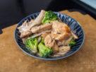 【麥仔寵妻食譜】奶油白醬時蔬雞肉~白醬要怎麼調?完美比例家人很愛!